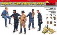 Soviet tank crew at rest (Special edition) - Image 1
