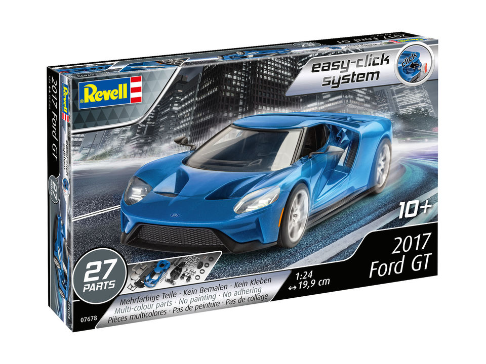 Ford GT 2017 easy-click system - Image 1