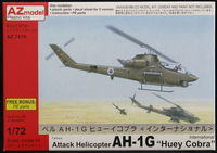 "Attack Helicopter AH-1G ""Huey Cobra"" - Image 1"