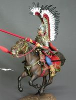 Polish Hussar second half  XVII c. - Image 1