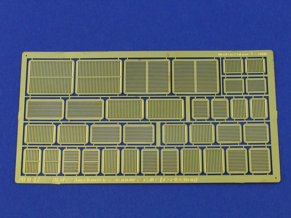 Ship louvers (1 selection) - Image 1