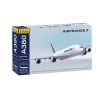 Airbus A380 (Air France) Gift Set (paints and glue)