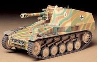 German Self Propelled Howitzer Wespe - Image 1