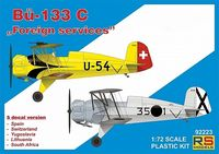 "Bucker 133 C ""Foreign services"""
