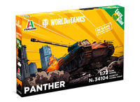 Panther - WoT - Easy to Build - Image 1