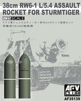 38cm RW6-1 L/5.4 Assault Rocket for Sturmtiger