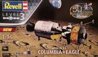 Apollo 11 Columbia + Eagle
