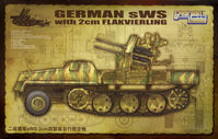 German SWS with 2cm Flakvierling