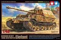 German Heavy Tank Destroyer Elefant