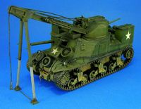 M31 Conversion set (for Tamiya/Academy M3 Lee) - Image 1