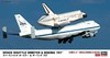 SPACE SHUTTLE ORBITER & BOEING 747