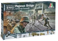 75th D-Day Pegasus Bridge - Airborne Assault