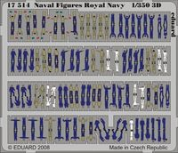 Naval Figures Royal Navy 1/350  3D - Image 1