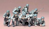 German Panzer Grenadiers - Image 1