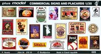 Commercial Signs and Placards