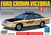 Ford Crown Victoria Tennessee State Patrol