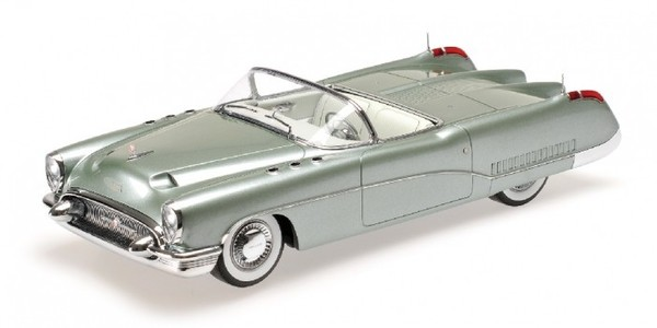 Buick Wildcat 1 Concept 1953 (light green metallic) - Image 1