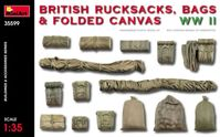 British Rucksacks, Bags & Folded Canvas - Image 1
