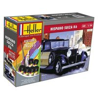Hispano Suiza K6 Starter Set