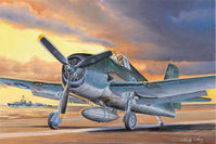 F6F-3 Hellcat - Late Version - Image 1
