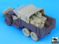Krupp Protze big accessories set for Tamiya - Image 1