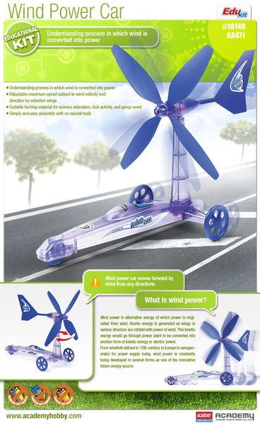 Wind Power Car - Image 1