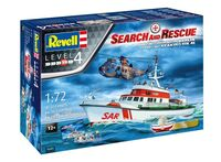 "SAR DGzRS Arkona and Westand Seaking Mk.41 ""Search and Rescue"" Model Set - Image 1"