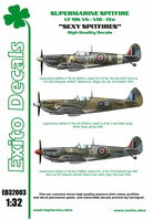 Sexy Spitfires - Image 1
