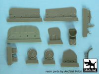 Albatros D.I & D.II detail set for Gavia 4815 & Eduard 8082