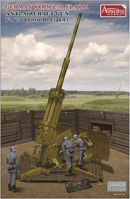 German 88mm L71 Flak 41 Anti-Aircraft Gun