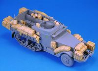 US M3A1 Halftrack Stowage set - Image 1