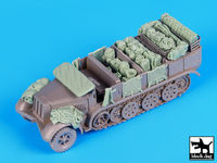 Sd.Kfz 7 accessories set for Revell