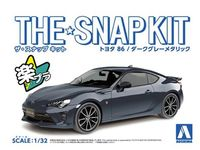 Toyota86 (Dark Gray Metallic) - SNAP KIT - Image 1
