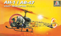 American light helicopter Bell AH-1/AB-47 - Image 1
